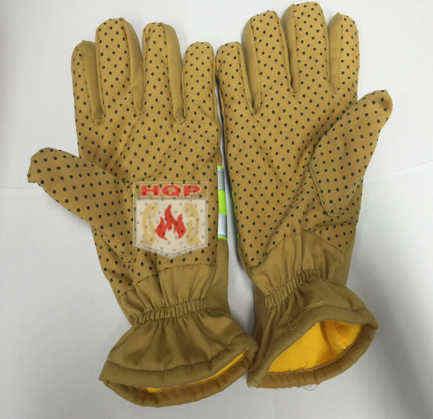 găng tay chữa cháy theo thông tư mới