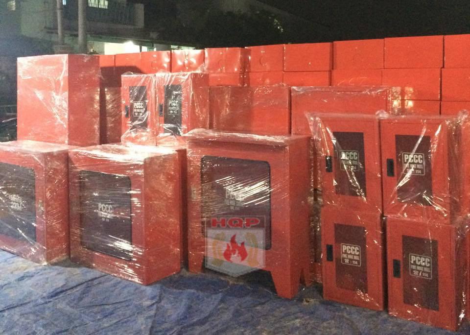 gia công các loại tủ chữa cháy