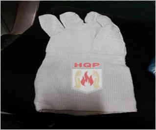 Găng tay chữa cháy amiang