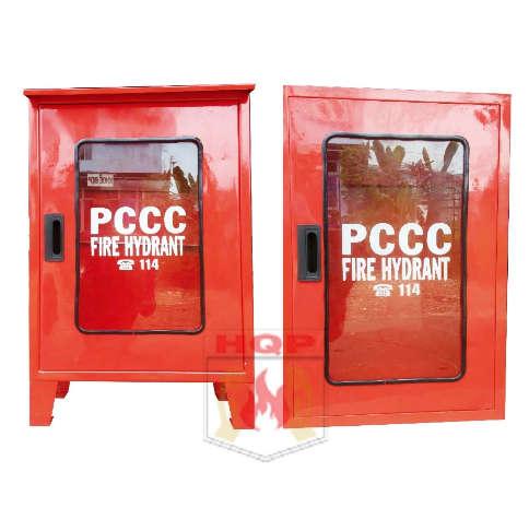 thi công tủ đựng thiết bị pccc theo yêu cầu